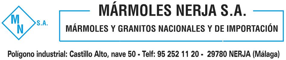 Marmoles Nerja –Encimeras y granitos de calidad